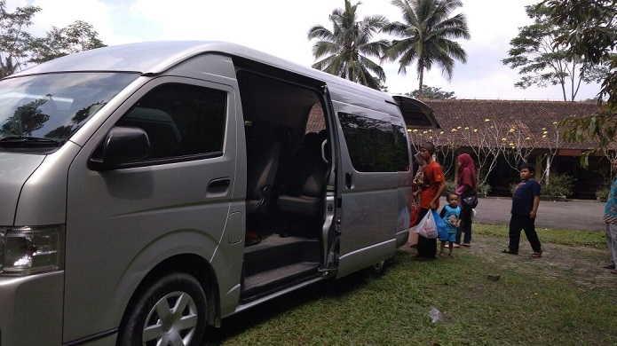 Travel Purwokerto Jakarta PP